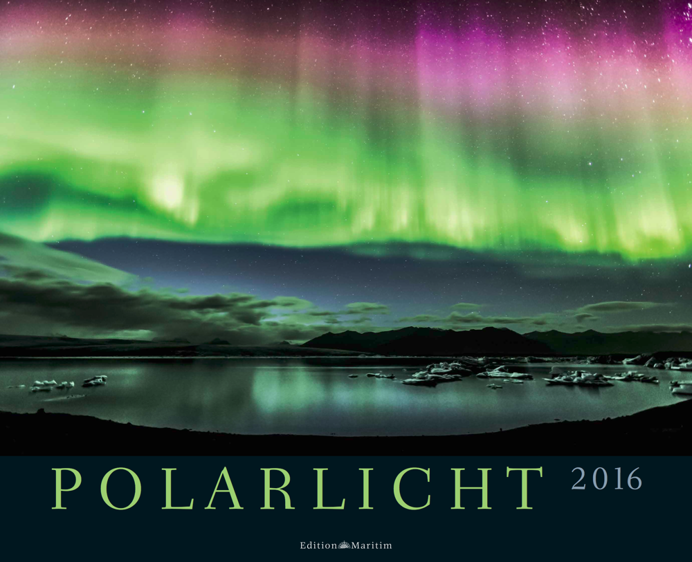 Calendar Northern Lights 2016